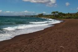 Naupaka Black Sand Beach Maui