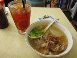 Hong Kong Beef Brisket Soup