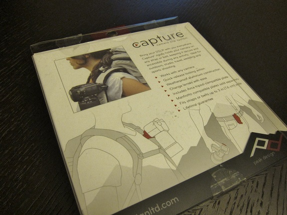 Capture Camera Clip Box (back)