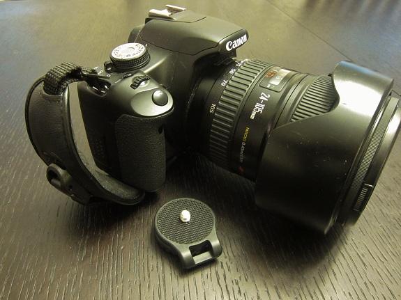 Canon E2 Hand Strap with Tripod Screw Loop