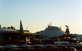 Space Mountain 1997