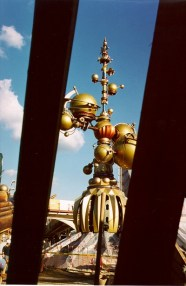 Observatron Construction 1997