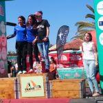 podio femenino advance