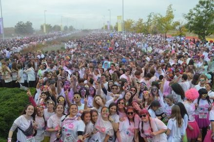 Holi Run Madrid (1)