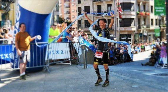 Javi Dominguez gana Ehunmila k 168km 2016. Foto Mayayo
