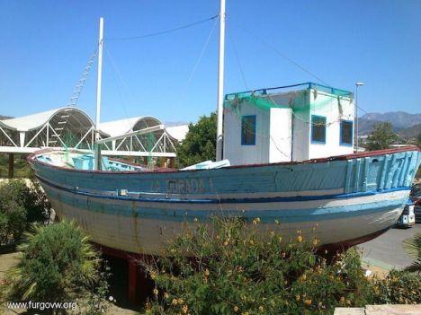 La Dorada 1 (Barco de Chanquete)