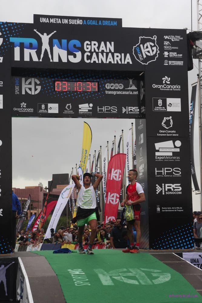 Maraton Transgrancanaria 201711