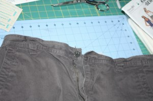 Here is the project I have been ignoring that rudely interferes with my lovely sewing projects