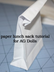 1 Avery Lane Sewing Blog 18 inch doll paper lunch bag tutorial99