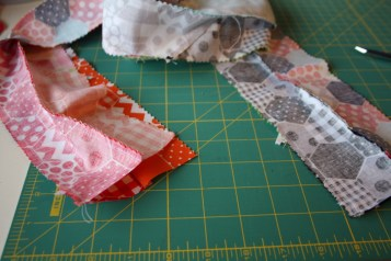 Doll Quilt Tutorial Jelly Roll Race 12