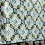 Lattice Quilt: A Modern Quilting Tutorial