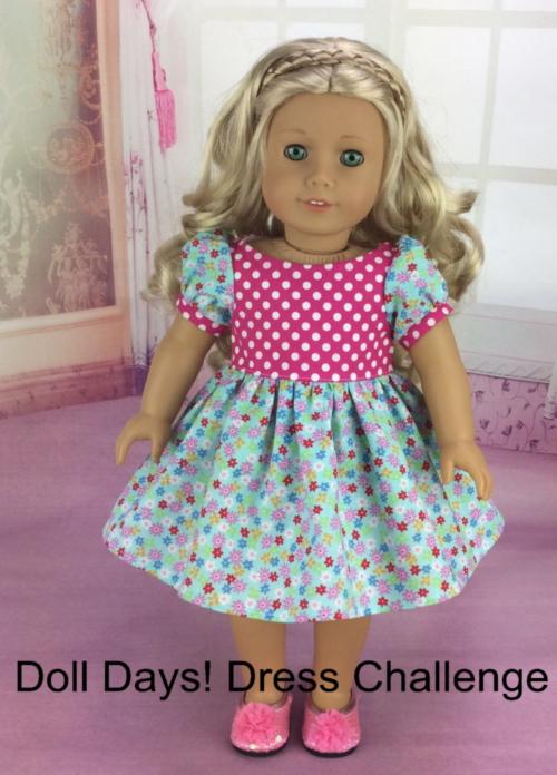 Doll Days! Dress Challenge 5