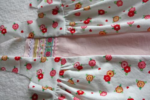 1 Doll Days Modern Jumper pattern sew along 8