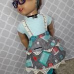 Doll Days Skirt Challenge Winners