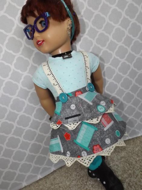 35 Doll Days Skirt Challenge