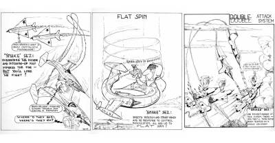 F-104 Comics! The SURE project - Starfighter Utilization Reliability Effort - Aviation Humor