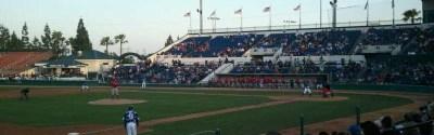 LoanMart Field, home of Rancho Cucamonga Quakes