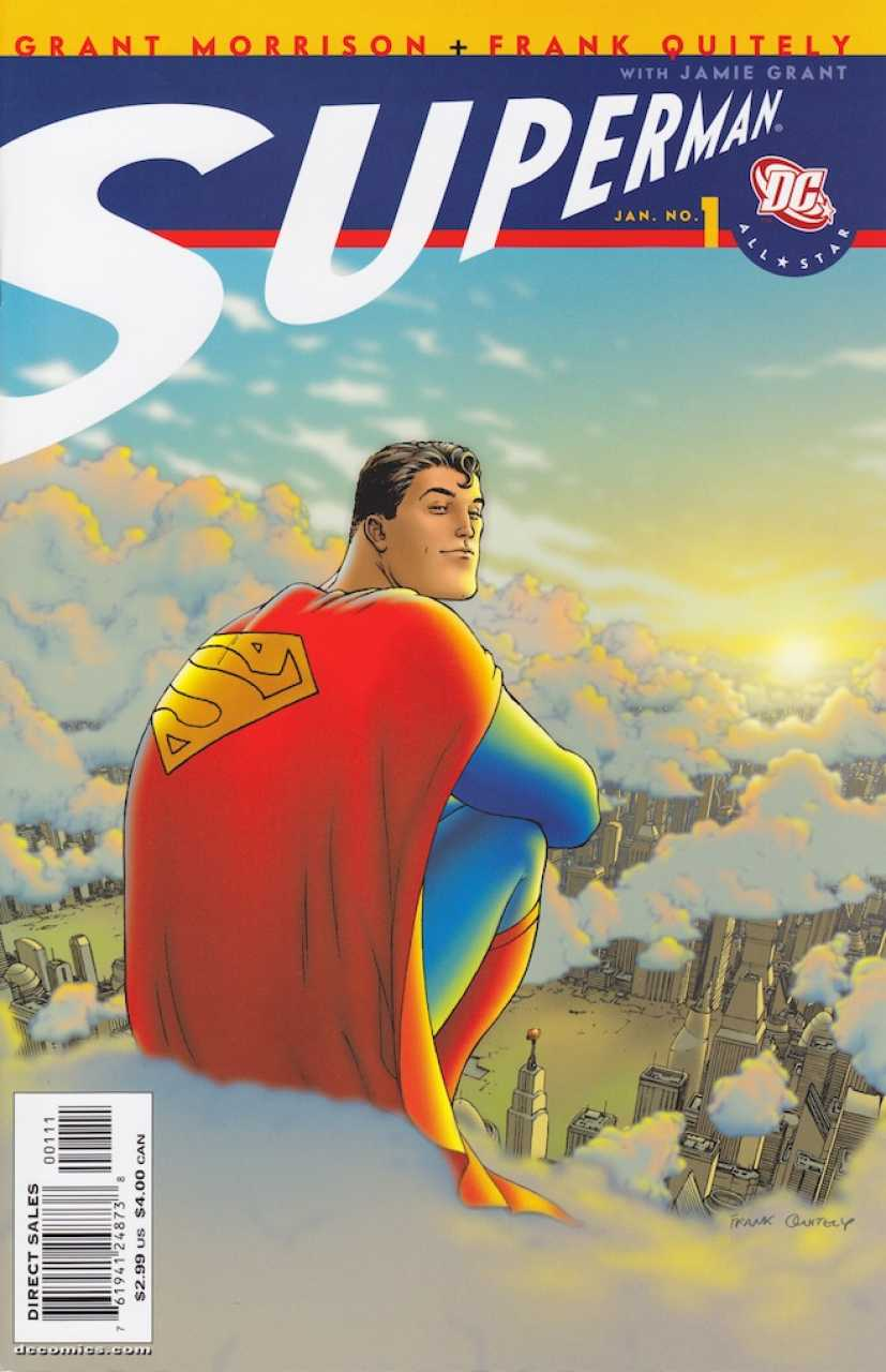 All Star Superman 001