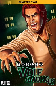 Fables The Wolf Among Us 002