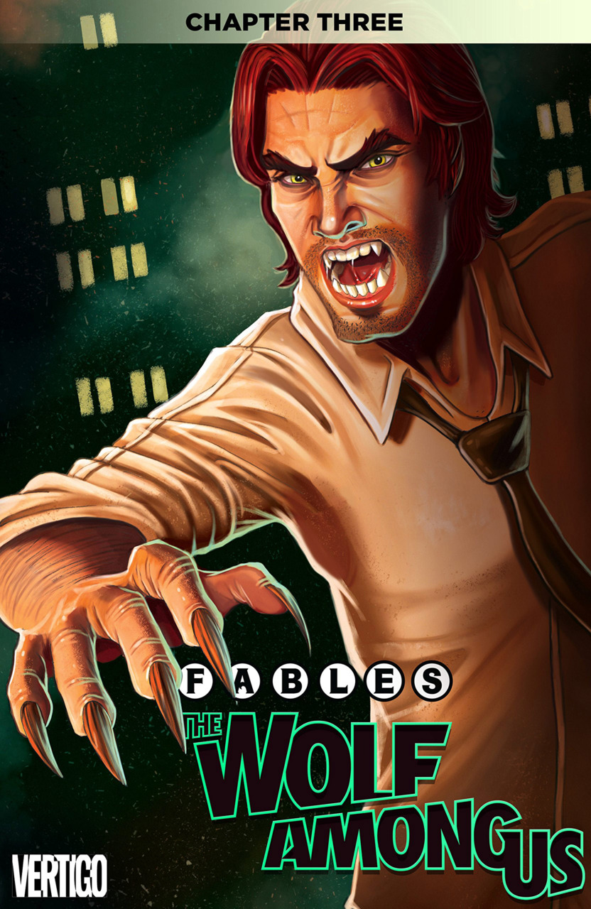 Fables The Wolf Among Us 003