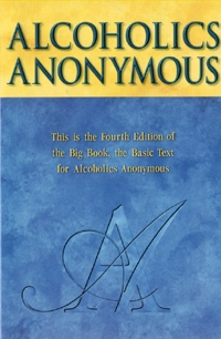 Alcoholics Anonymous Big Book Hardcover