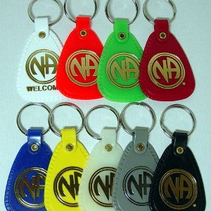 Narcotics Anonymous  Key Tags