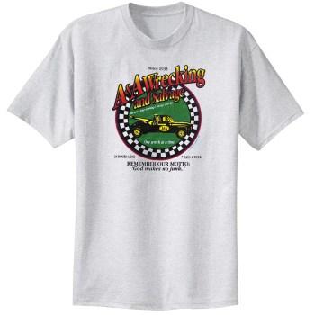 A & A Wrecking Ash Tee Shirt