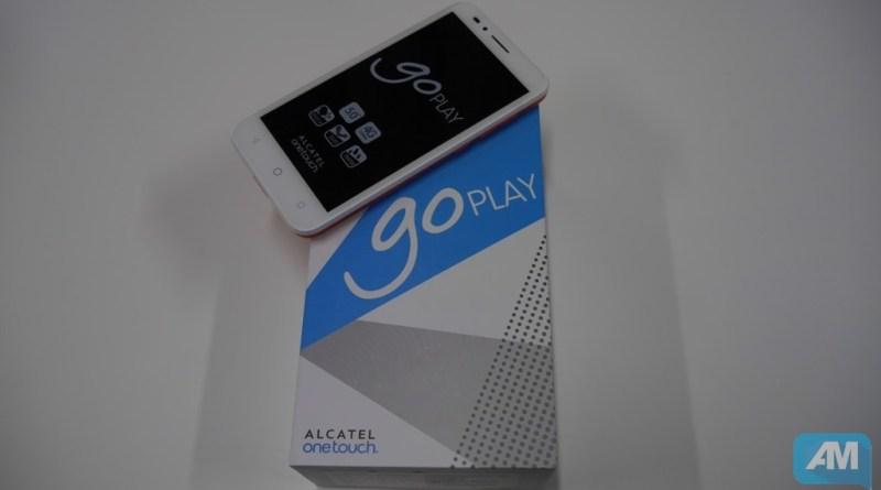Alcatel Go Play Boîte