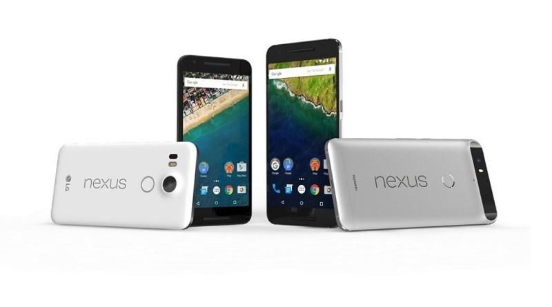 Nexus 5X -6P