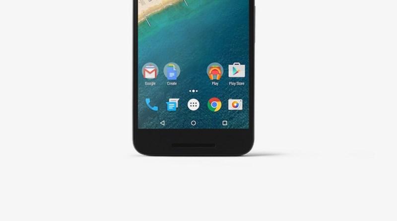 Nexus 6 Barre de Navigation