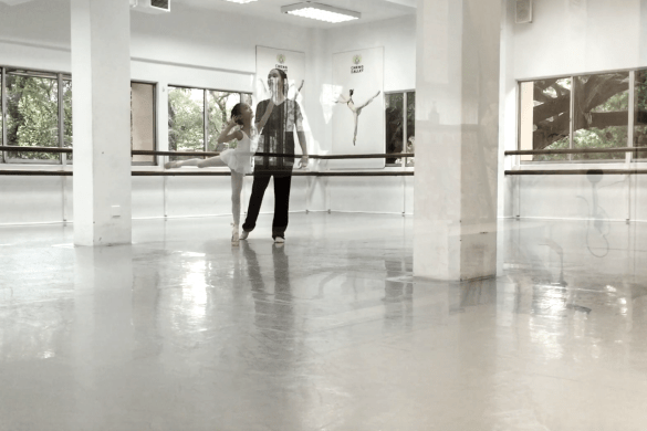 private ballet class