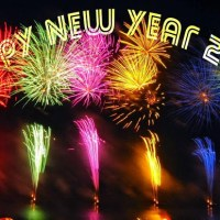 Happy New Year 2016 HD Wallpaper for Mobile