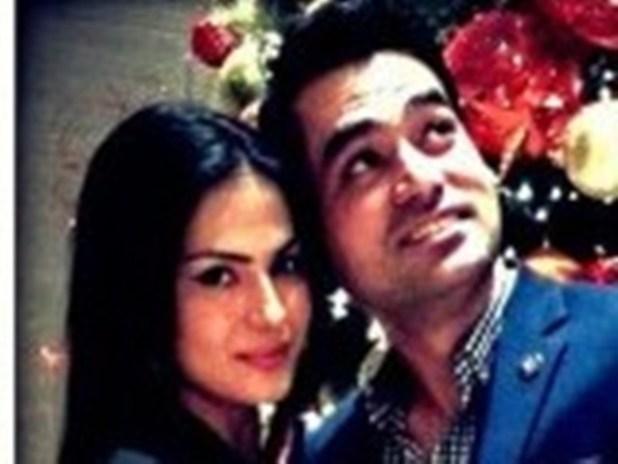 Veena Malik Got Married With Asad Basheer Khan