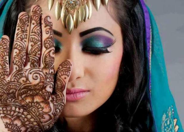 Chand raat mehndi henna designs 2014 - Eid Mehdi Design 2014 Awam Pk