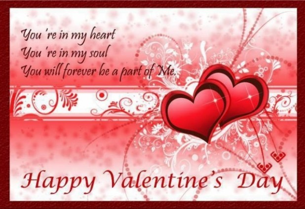Happy Valentine Day SMS Messages 2015