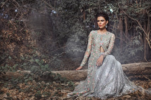 Mina Hasan NewUnique Floral Bridal Dresses 2016 for women (6)
