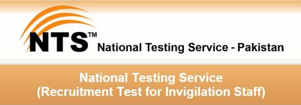 National Testing Service Recruitment Test date for Invigilation Staff