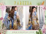 Pareesa Spring-Summer Lawn Collection 2016
