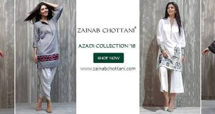 Zainab Chottani Azadi Dresses
