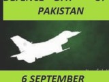 6th September is a very important day for pakistan