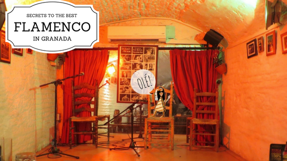 OLÉ! Where to See Granada's Best Flamenco Shows (Don't Fall for the Caves!)