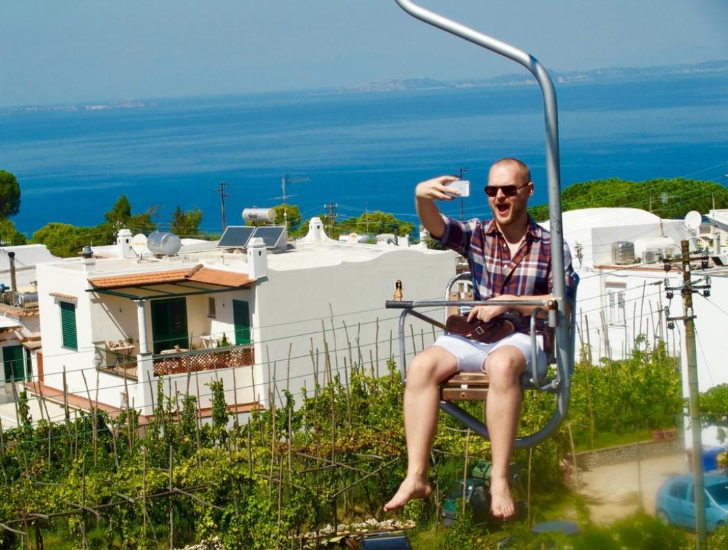 Europe Destinations Capri
