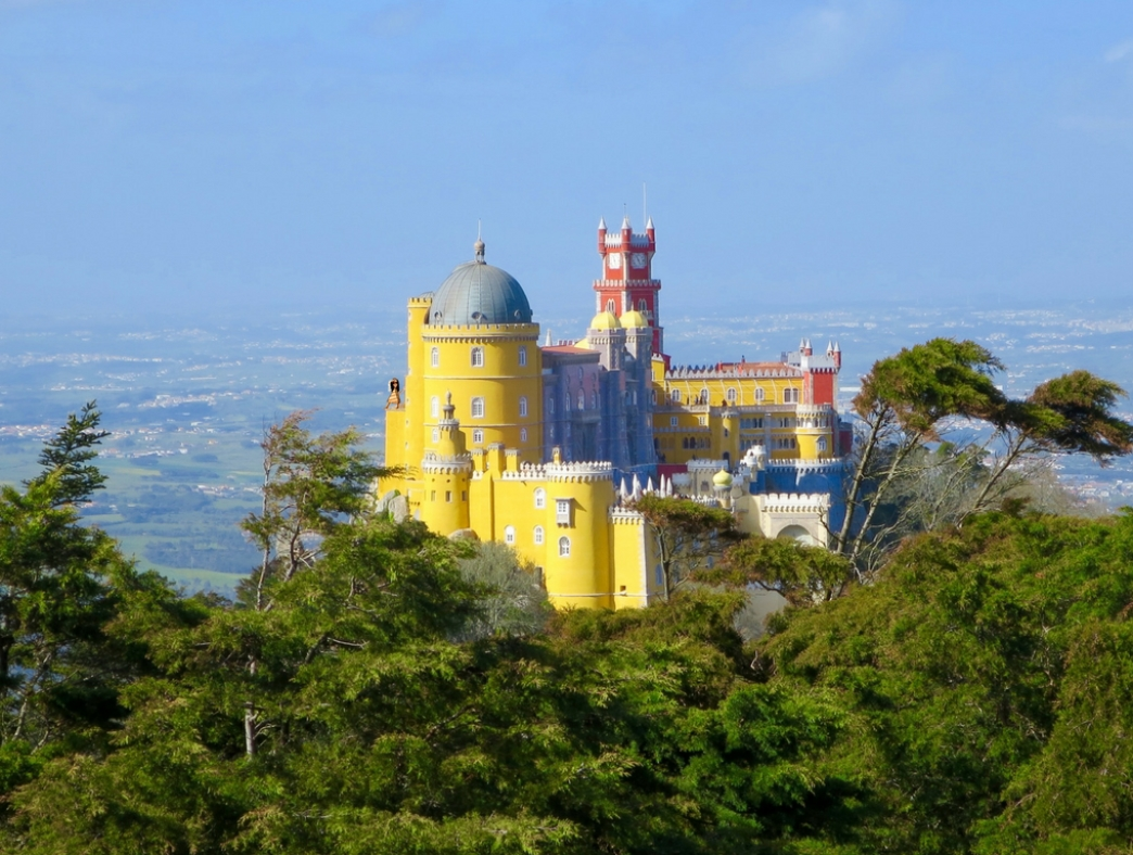 Europe Destinations Sintra