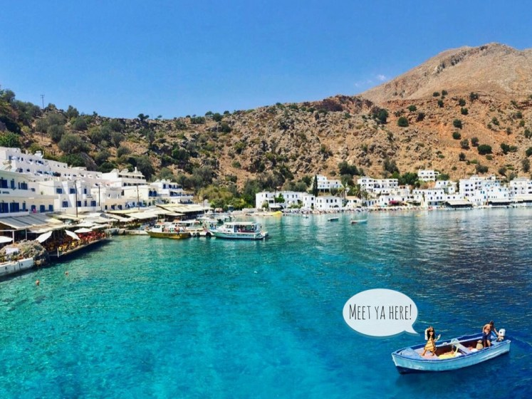 travel adventure crete