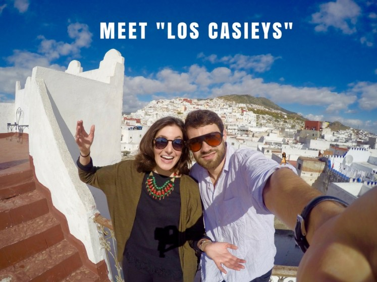 MEET -LOS CASIEY'S-