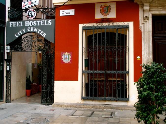 Calle Concejal Agustín Moreno 1