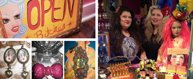 Interview with a muse: The Ferguson Sisters of Moonshine Nettie