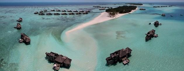 Мальдивы на карте мира
