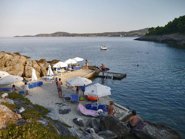 Кассандра Греция отели : Porto Valitsa