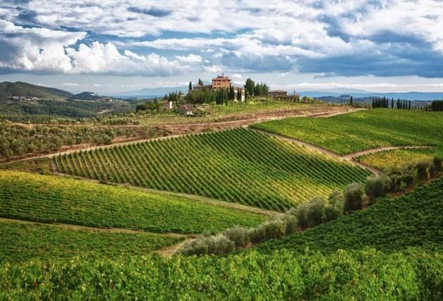 Агротуризм Италия Тоскана